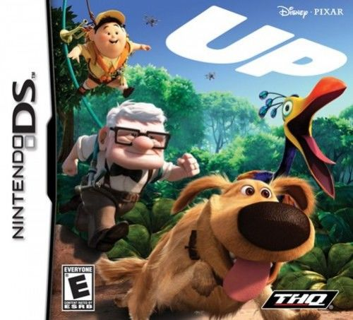 UP: The Video Game DS Używana