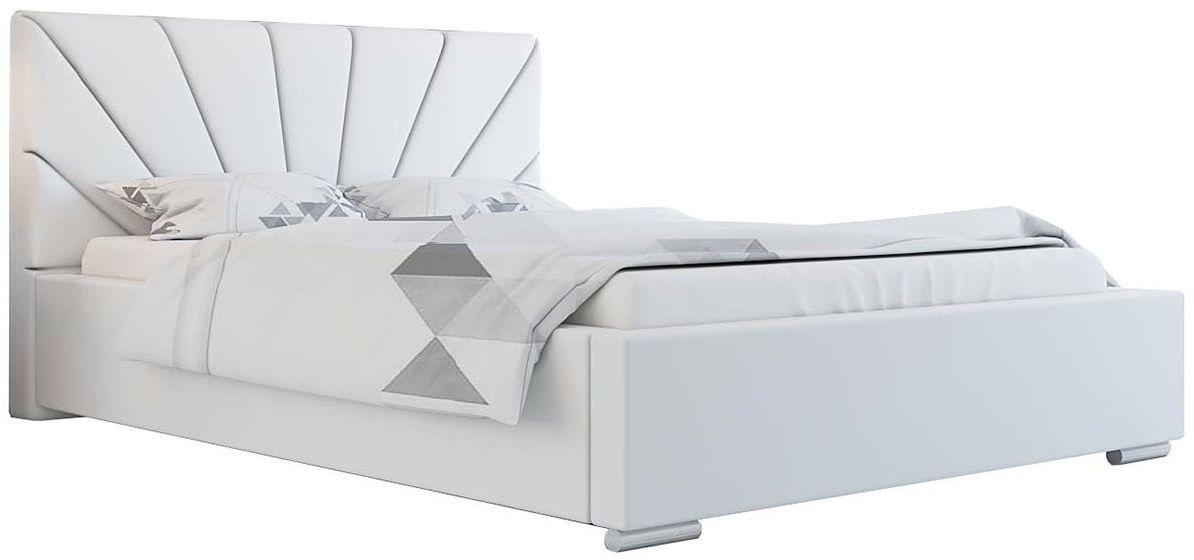 Dwuosobowe łóżko ze schowkiem 140x200 Rayon 2X - 48 kolorów