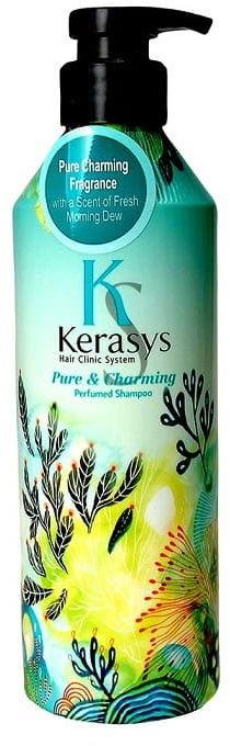 Kerasys Perfumowany szampon do włosów suchych i zniszczonych