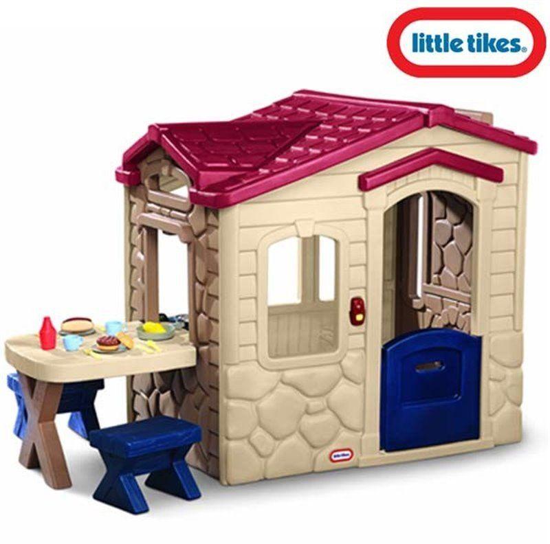 Little Tikes - Piknikowy domek do zabaw PATIO