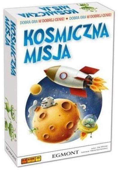 Gra - Kosmiczna misja - Egmont