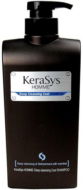 Kerasys Chłodzący szampon dla mężczyzn 550ml