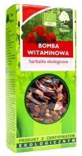 Herbatka BOMBA WITAMINOWA BIO 100 g Dary Natury