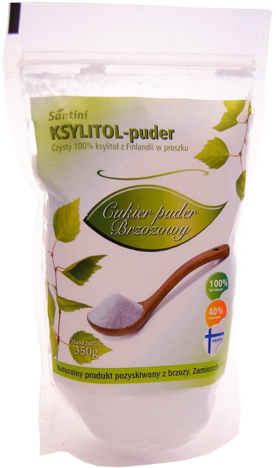 Cukier Ksylitol puder - Santini - 350g