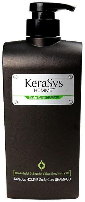 Kerasys Przeciwłupieżowy szampon dla mężczyzn 550ml