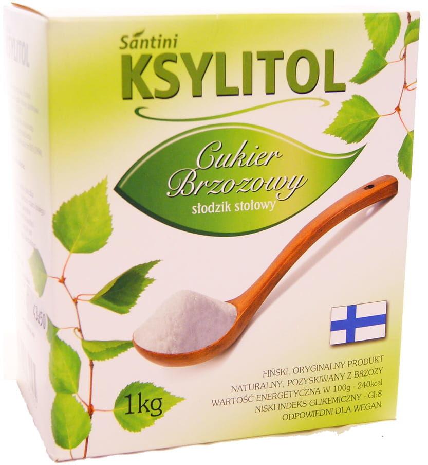 Cukier Ksylitol - Santini - 1000g