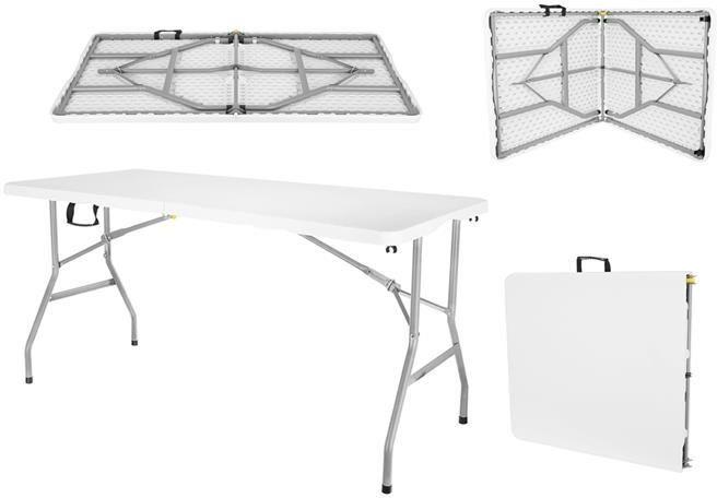 Stół ogrodowy składany 152cm