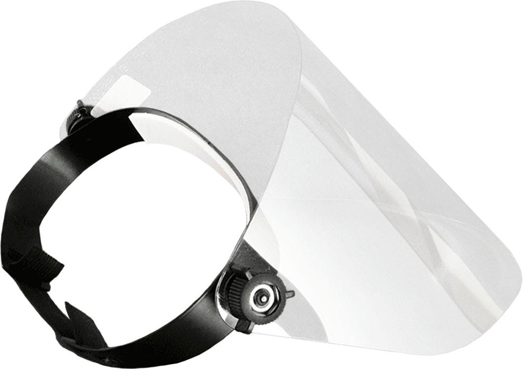 Przyłbica ochronna na twarz OT-S z poliwęglanu