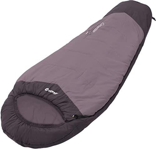 Outwell Unisex młodzieżowy Convertible śpiwór, fioletowy, jeden rozmiar