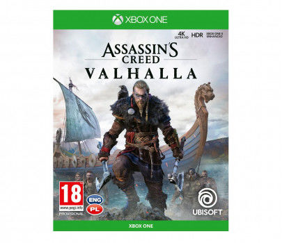 Assassin''s Creed Valhalla PL (Xbox One)