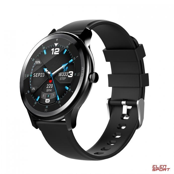 Zegarek smartwatch multisportowy G28 czarny