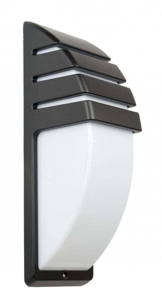 SU-MA CITY 1836 BL kinkiet lampa ścienna czarna E27 IP54