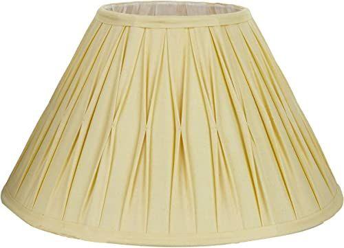 Better & Best 0212407  klosz z jedwabiu, katedralny, 40 cm, żółty