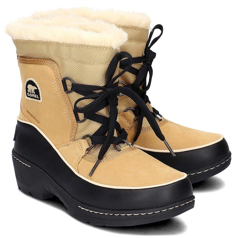 Sorel Torino III - Śniegowce Dziecięce - NY1892-373 - Brązowy