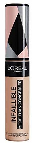 LOréal Paris Infallible More Than Concealer korektor do wszystkich rodzajów skóry odcień 327 Cashmere 11 ml