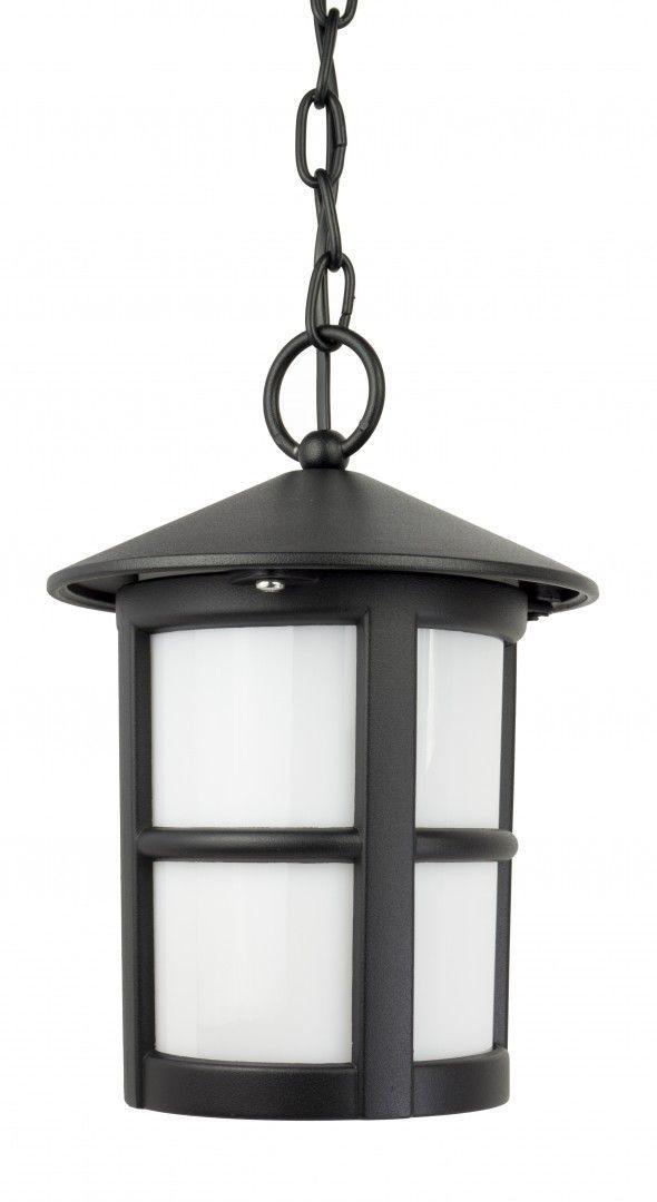 SU-MA CORDOBA II K 1018/1/TD lampa wisząca czarna E27 IP23