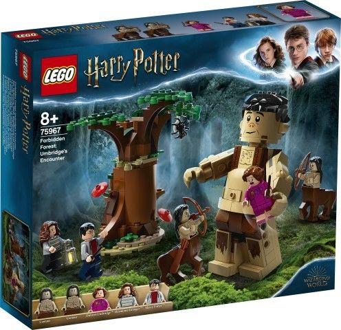 LEGO Harry Potter 75967 Zakazany Las: Spotkanie Umbridge