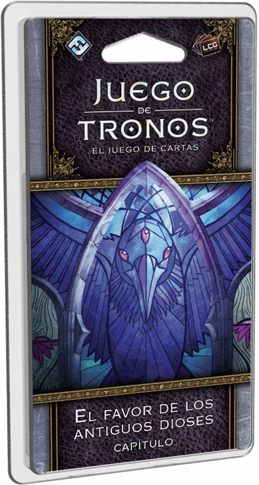 Fantasy Flight Games Game of Thrones LCG: pytanie starych bogów - kolor hiszpański (FFGT26)