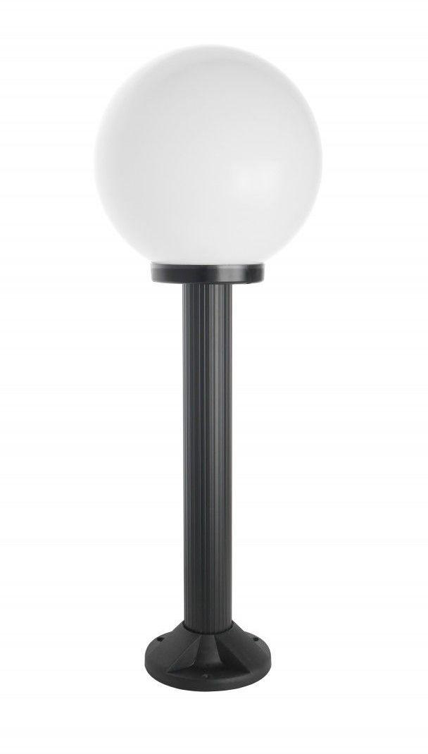 SU-MA Kule K 5002/3/K 250 lampa stojąca czarna E27 IP43 75cm