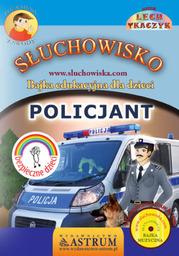 Policjant - Audiobook.