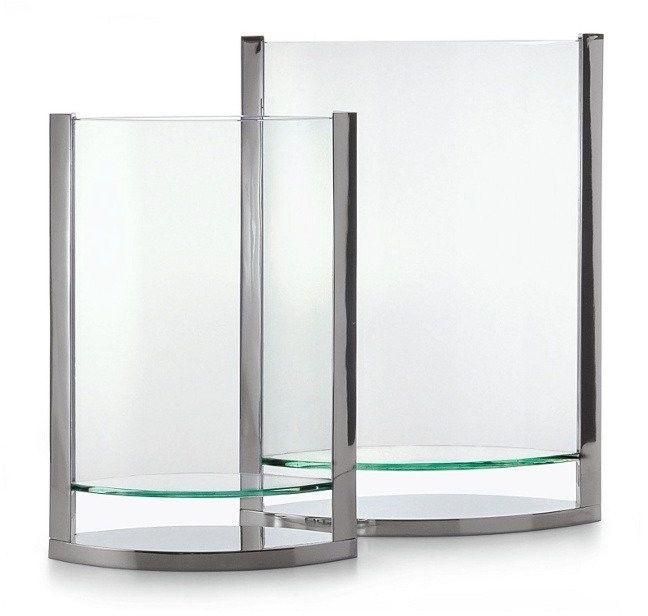 Philippi - wazon szklany 30 cm - decade