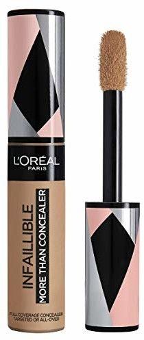 LOréal Paris Infallible More Than Concealer korektor do wszystkich rodzajów skóry odcień 332 Amber 11 ml