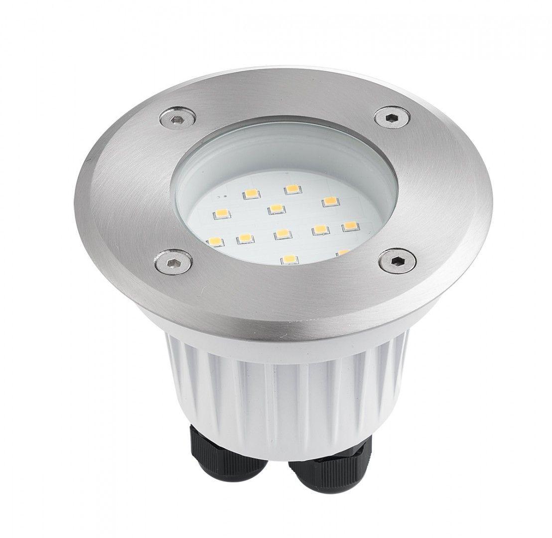 SU-MA Leda ST 5024 lampa najazdowa LED 1W 3000K IP67 10,8cm
