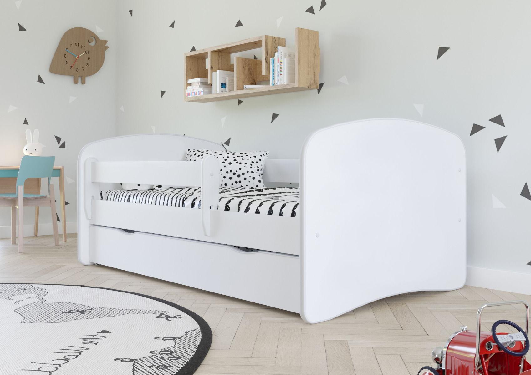 Łóżko dziecięce BABY DREAMS 140x70