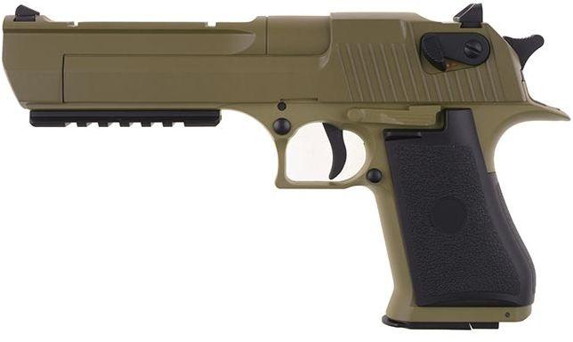 Pistolet AEG CM121 - tan (CYM-01-019693) G
