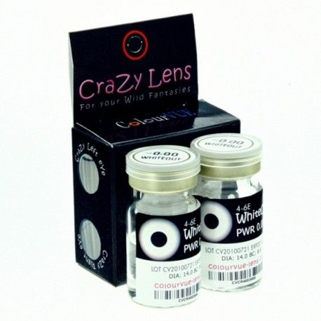 Crazy Lenses - Szalone soczewki 2 szt. 0,00 TANIE I MARKOWE SOCZEWKI KONTAKTOWE