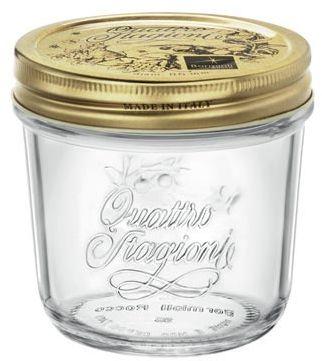 Słoik Quattro Stagioni 200 ml z pokrywką