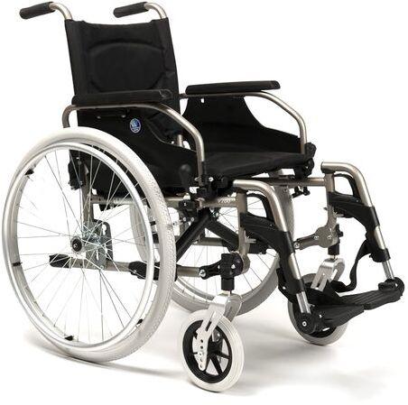 Wózek inwalidzki modułowy ze stopów lekkich V200 Vermeiren