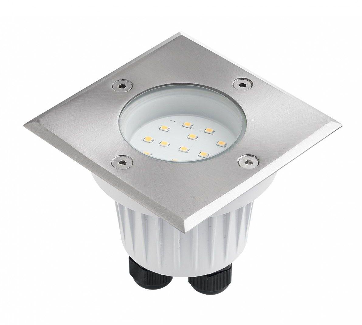 SU-MA Leda ST 5024 B lampa najazdowa LED 1W 3000K IP67 10,8cm