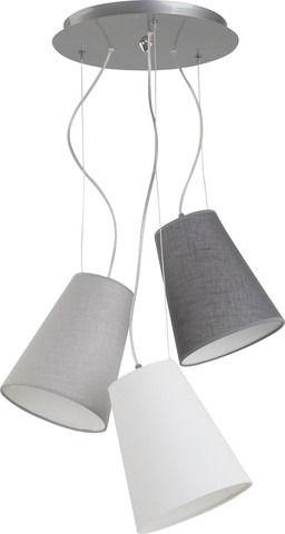 RETTO/3 C 6820 LAMPA WISZĄCA NOWODVORSKI