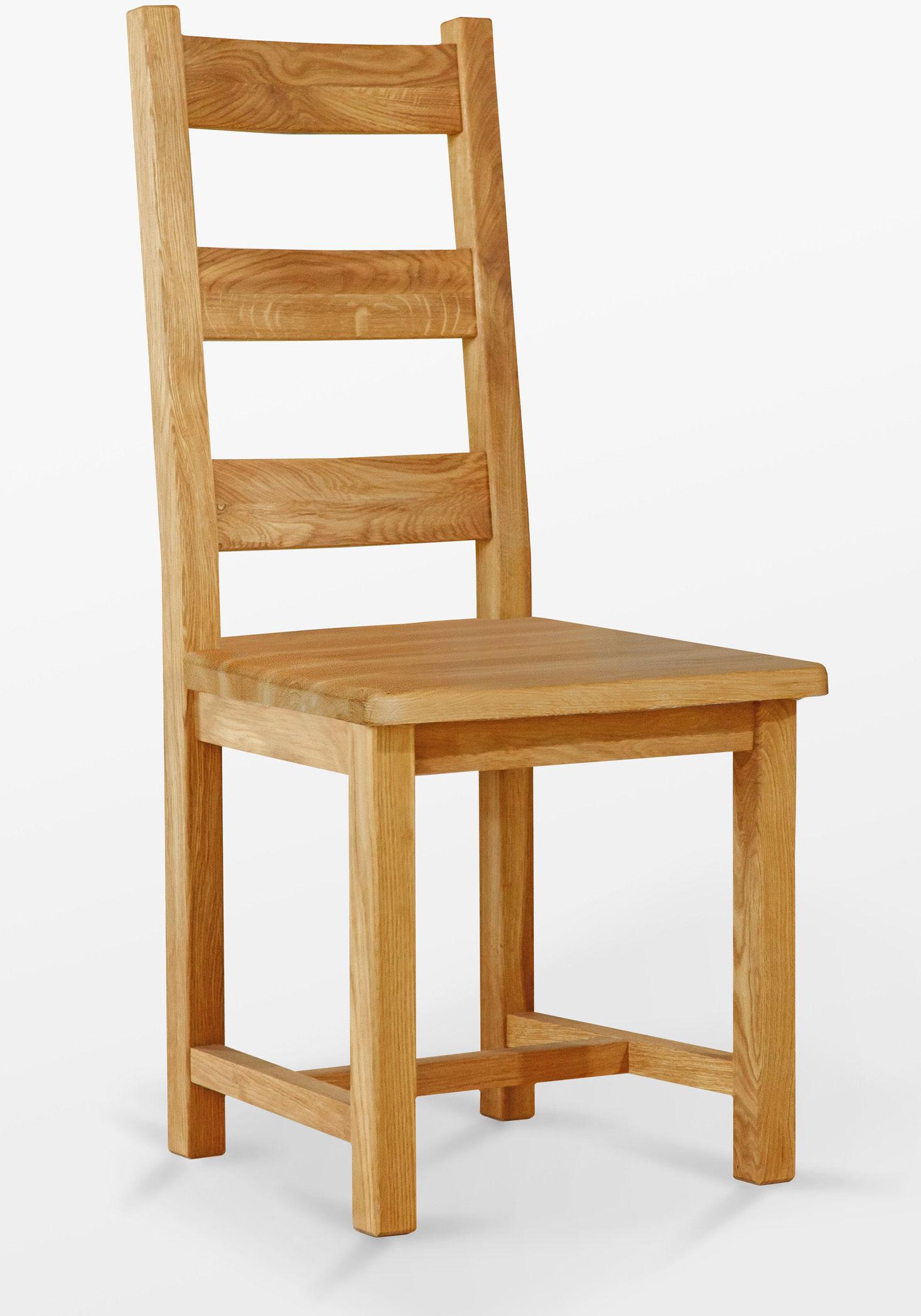 Krzesło dębowe 04d