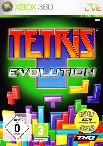 Tetris Evolution X360 Używana