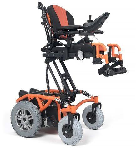 Wózek inwalidzki dla dzieci z napędem elektrycznym Springer Vermeiren