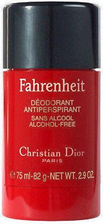 Dior Fahrenheit Dezodorant w sztyfcie 75ml