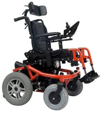 Wózek inwalidzki dla dzieci z napędem elektrycznym Forest Kids Vermeiren