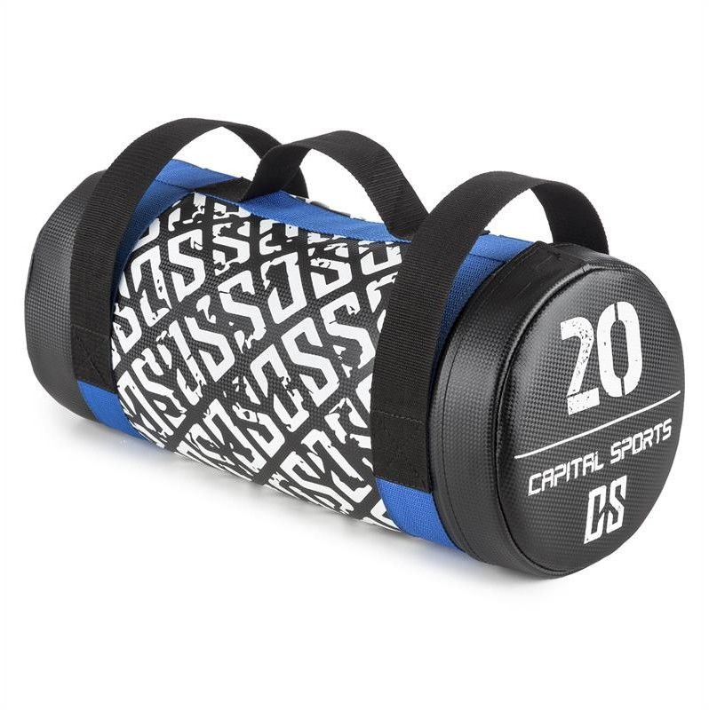 Capital Sports Thoughbag Power Bag worek z piaskiem 20 kg imitacja sztucznej skóry
