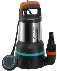 GARDENA Pompa zanurzeniowa 2w1 do wody brudnej/czystej 15000 (9048-20)
