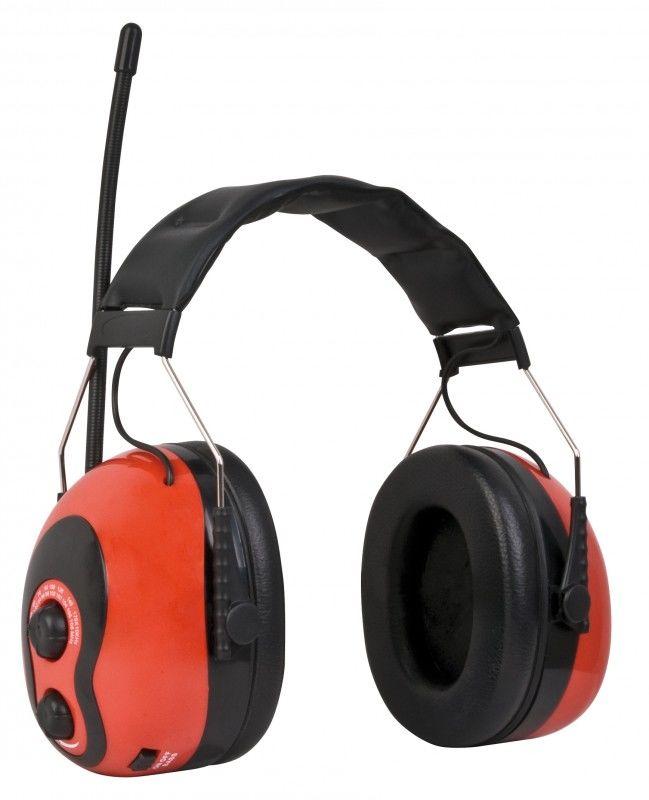 Ochronniki słuchu z radiem FM / MP3 model PIT-RADIO