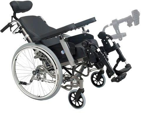 Wózek inwalidzki specjalny multipozycyjny Inovys 2 Vermeiren