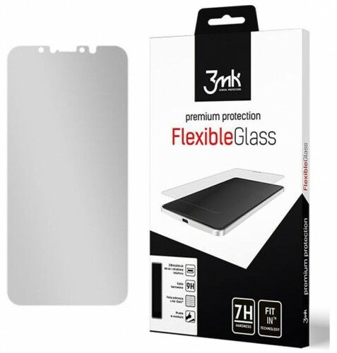Szkło ochronne 3mk Flexible Glass iPhone X/10