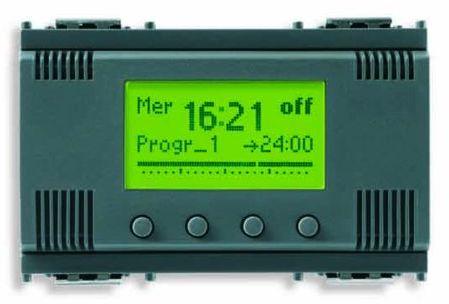 Programator czasowy 110-230V - 1 kanał