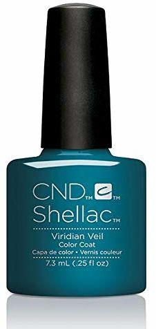 CND Shellac Viridian Veil, 7,3 ml