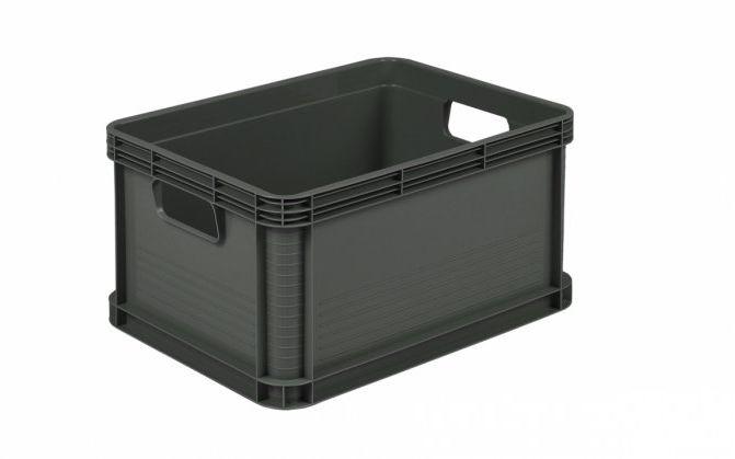 Pojemnik ROBUSTO-BOX 20L grafitowy