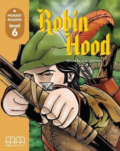 Robin Hood SB + CD MM PUBLICATIONS - H.Q.Mitchel