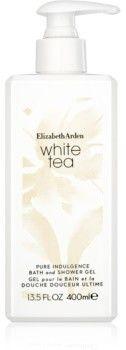 Elizabeth Arden White Tea Pure Indulgence Bath and Shower Gel żel pod prysznic dla kobiet 400 ml