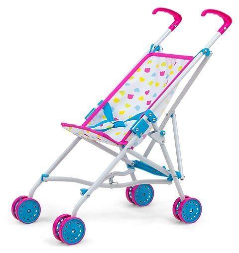 Milly Mally Wózek dla lalek Julia Candy
